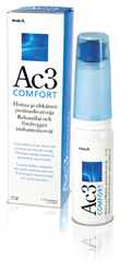ac3 comfort Ac3 Comfort – Ändtarmsbesvär